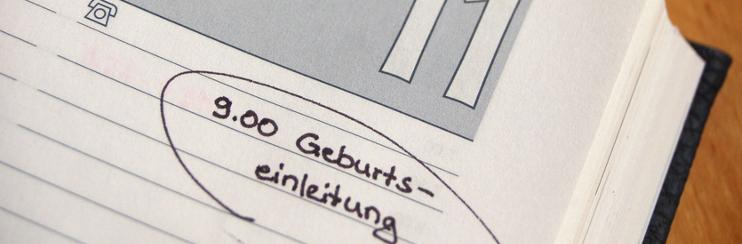 Geburtseinleitung » Alles Wichtige erklärt   windeln.de
