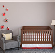 babybett ein sicherer schlafplatz f r ihr baby. Black Bedroom Furniture Sets. Home Design Ideas