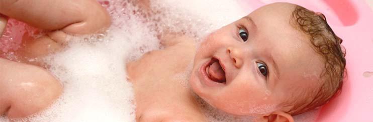 Baby Pflege und Gesundheit