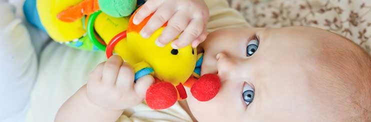 Baby - Spielen und Fördern
