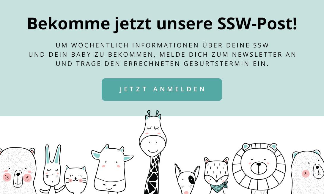 Melde dich jetzt zur SSW-Post an!