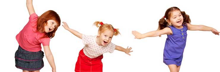 Sport & Bewegung stärken Ihr Kind