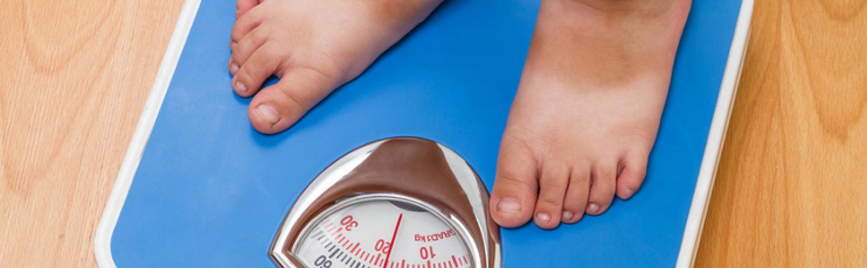 In zwei Lebensmonaten 30 Kilo abnehmen