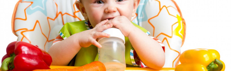 schnelle gewichtszunahme bei kindern