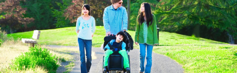 Leben mit einem behinderten kind umgang im alltag for Minimalistisch leben mit familie