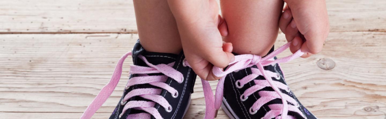 11 Wege seine Schuhe zu binden!