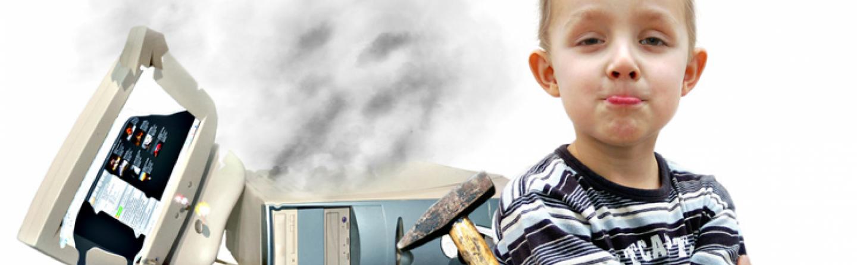 Zerstörungswut Bei Kindern Was Kann Man Tun