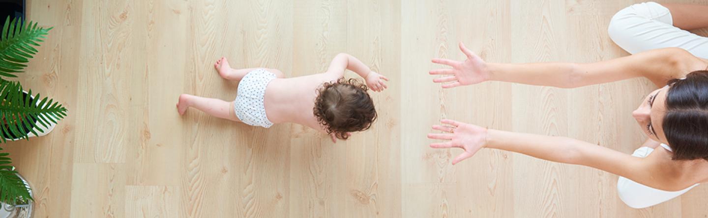 Baby Krabbeln Ab Wann Babys Krabbeln Lernen Wie Beibringen