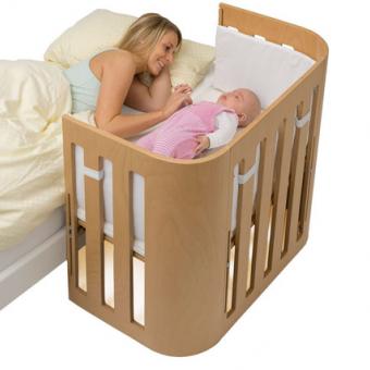 babybett liegefläche verkleinern
