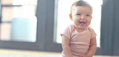 babyentwicklung die entwicklung ihres babys monat f r monat. Black Bedroom Furniture Sets. Home Design Ideas