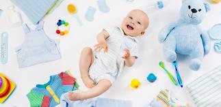 babykleidung richtig waschen was muss man beachten. Black Bedroom Furniture Sets. Home Design Ideas